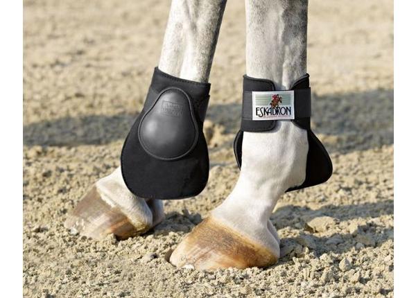 Hobuse kaitsmed tagumised full pruun