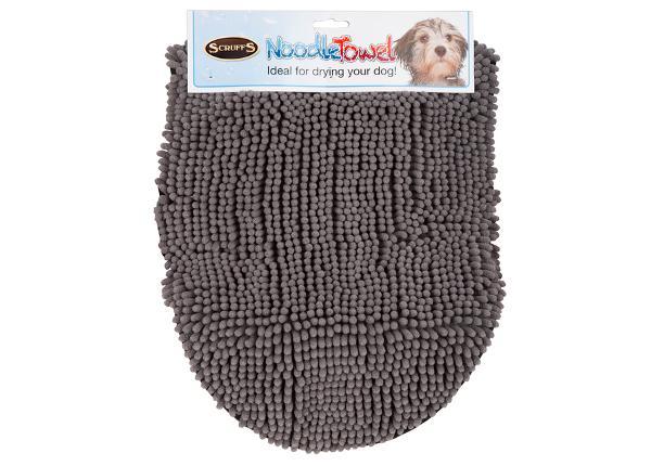 Koera puhastusrätik noodle towel hall
