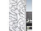 Tekstiilist vannikardin Graffito 180x200 cm UR-29534
