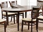 Удлиняющийся обеденный стол Joy 90x145+33 cm