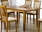 Jatkettava ruokapöytä MIX & MATCH 80x120-150 cm EV-34748