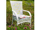 Комплект стульев Wicker, 4 шт