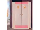 Угловой шкаф платяной Cindy SM-36687