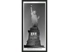 Taulu B&W NEW YORK STATUE OF LIBERTY 23x50 cm
