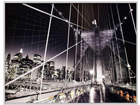 Taulu MODERN - BRIDGE 80x120 cm