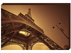 Taulu CANVAS - EIFFEL TOWER IN PARIS 50x70 cm OG-37739
