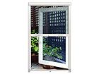 Hyönteissuoja-rullaverho ikkunan raameihin