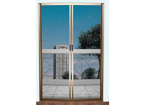 Роллетная москитная сетка на дверную раму 240x230 см FS-38342