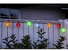 10 LED värvilist aiavalgustit AA-38912