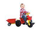 Pedaalidega traktor RO-39929