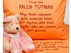 Детское постельное белье для дочери VÄ-41916