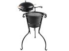 Гриль с wok сковородой