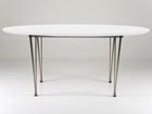 Jatkettava ruokapöytä BELINA 100x170-270 cm CM-44494