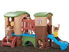 Step2 игровой центр с домиком