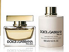 Dolce & Gabbana the One komplekt