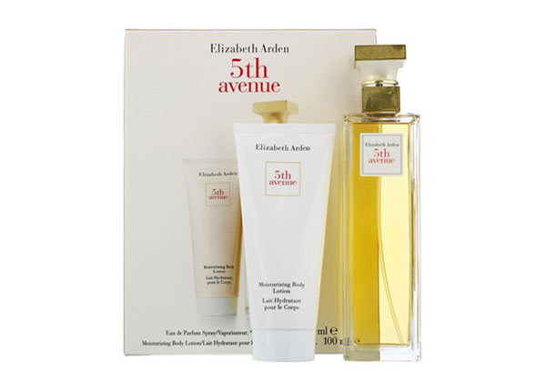 Elizabeth Arden 5th Avenue pakkaus