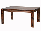 Ruokapöytä, koivu 90x170 cm SC-46684