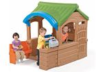 Step2 детский игровой домик с террасой