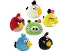 Lind häälega Angry Birds