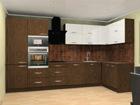 Baltest köögimööbel Carmen