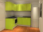 Baltest köögimööbel Tiina