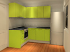 Baltest кухня Tiina