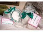 Luksuslik vannisool piparmündiga 2 tk