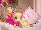 Kylpyvoide ruusunkukka-sheavoi 2 kpl SD-48894