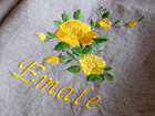 Linane saunalina emale 70x140cm