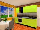 Baltest köögimööbel Liisa 2 263 cm