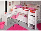 Компактная кровать Swan 90x200 cm