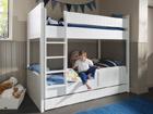 Двухъярусная кровать Robin-VIP 90x200 cm AQ-51653