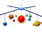 3D aurinkokunnan valmistuspakkaus SB-52161