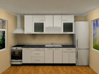 Baltest keittiö Luisa 240 cm