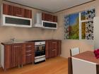 Baltest köögimööbel Linda 1 200 cm