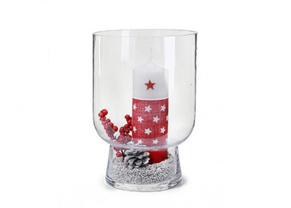 aa0c2f05d66 Vaas Susi Stiilne klaasist alus • sobib kasutamiseks nii küünlaaluse kui  lillevaasina • ause mõõdud: diameeter 19 cm ja kõrgus 28 cm • komplektis 1  tk ...