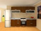 Baltest köögimööbel Linda 1 PLX 260 cm