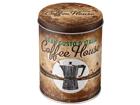 Peltipurkki COFFEE HOUSE 1 L SG-57023