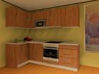 Baltest keittiö Kristin PLXM