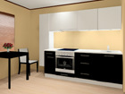 Baltest keittiö Lenna 1PLX 260 cm