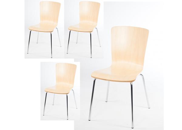 Tuoli PLAZA NEW, 4 kpl BL-58630
