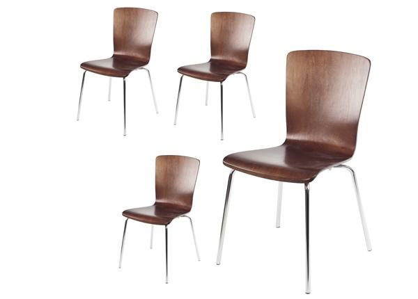 Tuoli PLAZA NEW, 4 kpl BL-58632