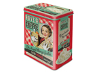 Peltipurkki HAVE A COFFEE 3 L SG-61657