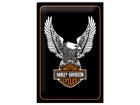 Retro metallposter Harley-Davidson 20x30cm SG-61688