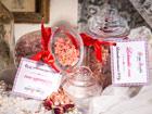 Luksuslik vannisool roosiõitega 2 tk