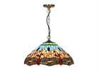 Kattovalaisin Dragonfly Tiffany LH-63920