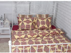 Satiinist voodipesukomplekt 200x210 cm ML-64393