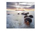 Fototapeet Moeraki boulders 300x280cm
