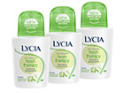 Roll-on deodorantti LYCIA FRESH THERAPY 3x50 ml