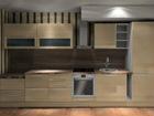 Baltest köögimööbel Liisu
